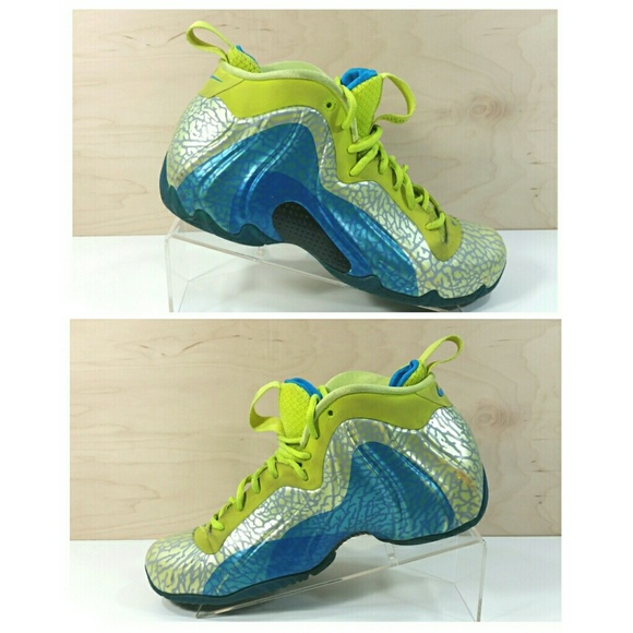 Nike Other - Nike Air Flightposite Exposed Basketball Shoes